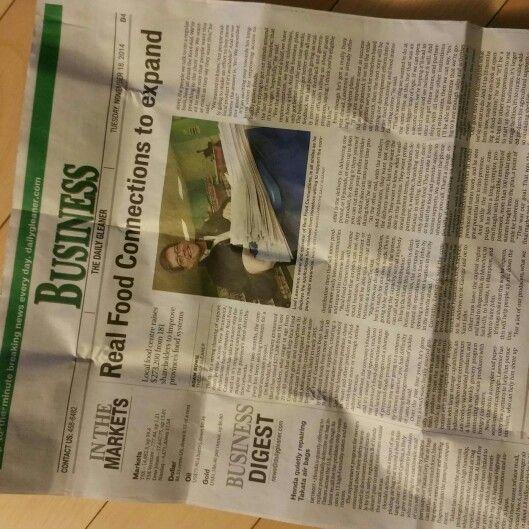 Daily Gleaner Nov 18