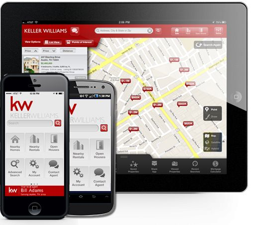 I have a new mobile phone app! Download it and let me know what you think. If you find a home you like or have questions about a property you can contact me directly from the app. You can save your favorite homes and share homes via text, email, Facebook, and twitter