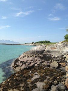 Kjerringøy is a peninsula near Bodø. To get to Kjerringøy, one has to take the ferry over from Festvåg to...