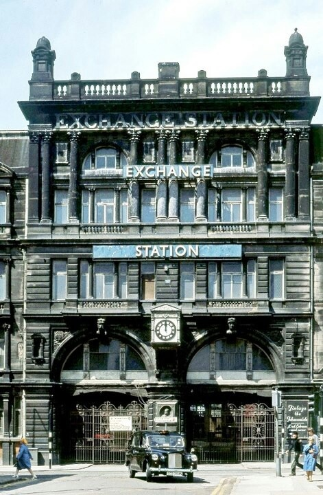 Exchange Station 1978