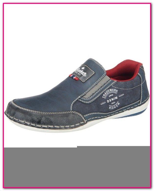 latest 50% price where to buy Rieker Schuhe Herren Slipper-Reno.de. Braune Loafer für ...