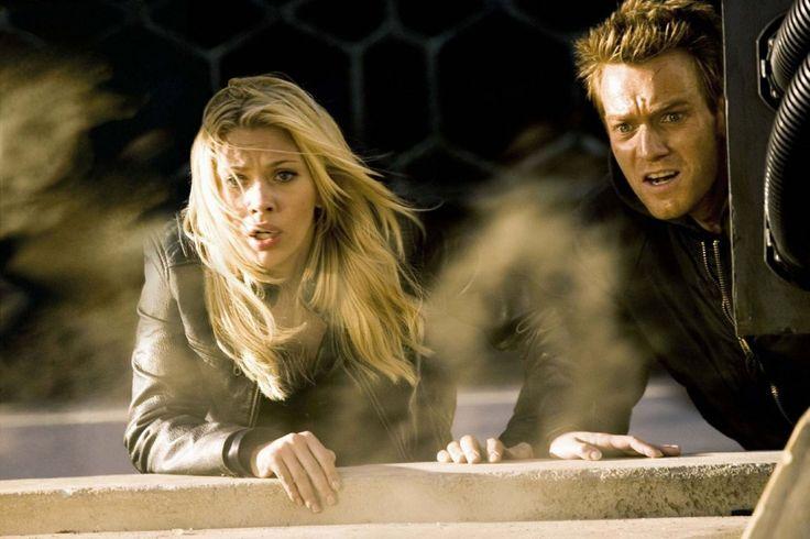 scarlett johansson the island    Scarlett Johansson y Ewan McGregor en The…