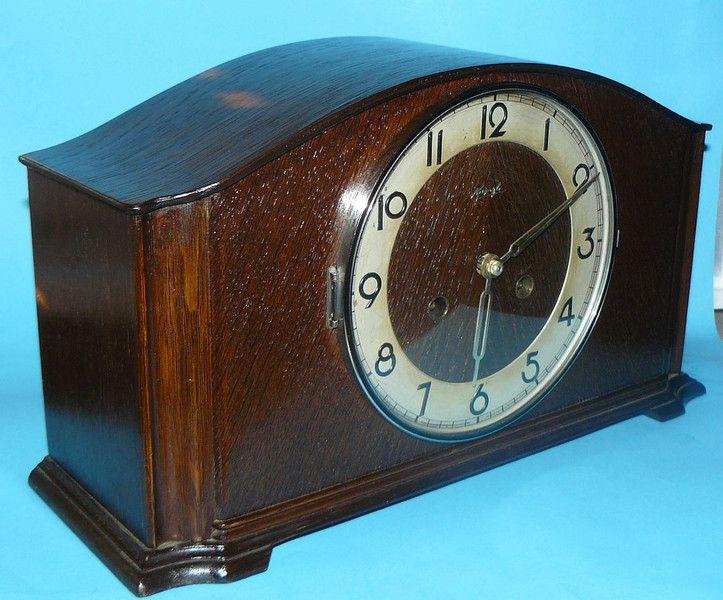 Weiteres - mechanische Uhr Regulator Kienzle Schrankuhr 50er - ein Designerstück von ZeitfensterVintage bei DaWanda