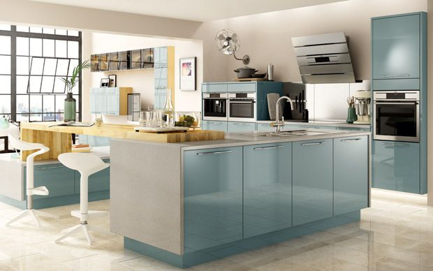 glencoe a compact contemporary kitchen for families