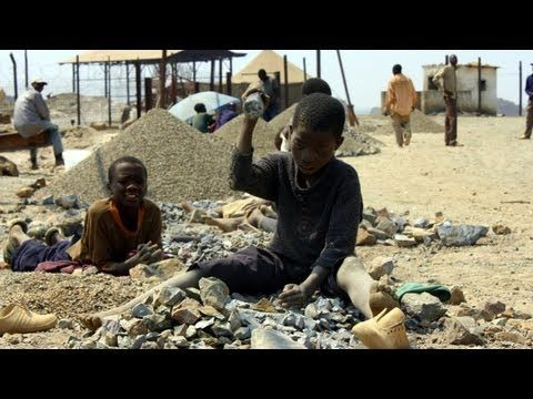 Breaking the cycle of child labour in DR Congo