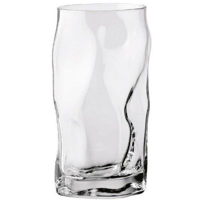 Longdrinkgläser Sorgente (450 ml) klar in Crash-Optik: http://cocktail-glaeser.de/set/longdrinkglaser-sorgente-450-ml-klar-fancy-crash-optik/
