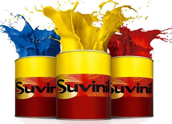 Tintas Suvinil: Catálogo, simulador