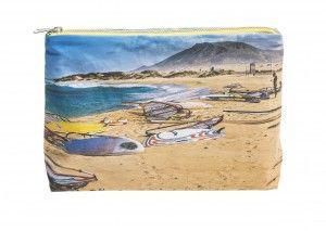 Windsurf. Fuerteventura. Frontal