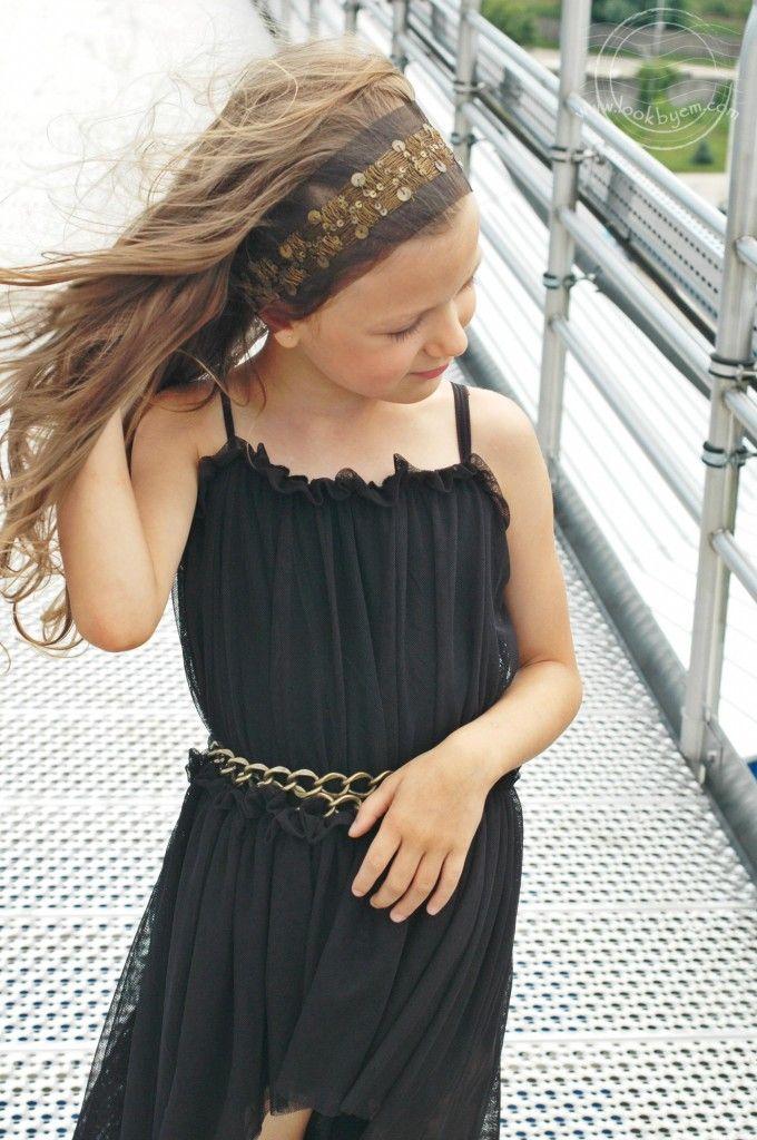 eM in new Maxadoro dress