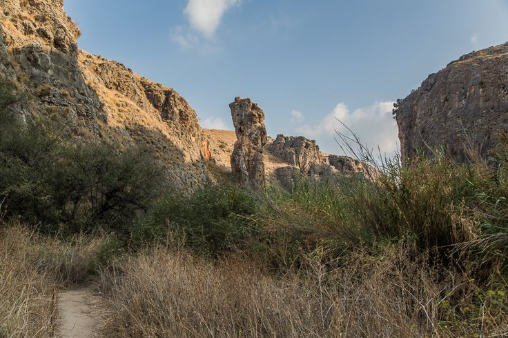 4 day hike from Mount Meron to Lake of Gennesaret
