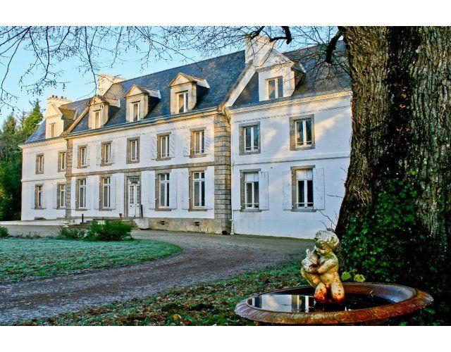 Lorient, en ville, demeure historique sur plus de 10 ha... - Lorient - Unlimited Card