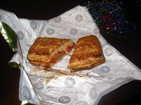 Earl of Sandwich, Las Vegas Picture: Cannonballs sandwich - Check out TripAdvisor members' 61,607 candid photos and videos of Earl of Sandwich