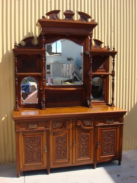 91 best victorian china cabinets images on pinterest