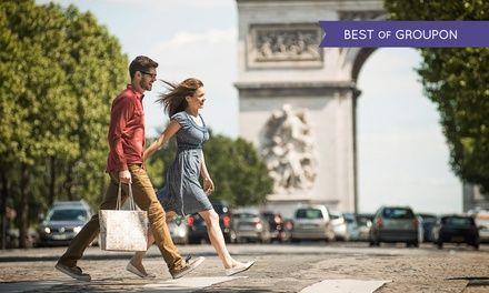 Proche Champs-Elysées : 1 à 3 nuits avec petit déjeuner et croisière fluviale optionnels à l'Hôtel Charlemagne pour 2