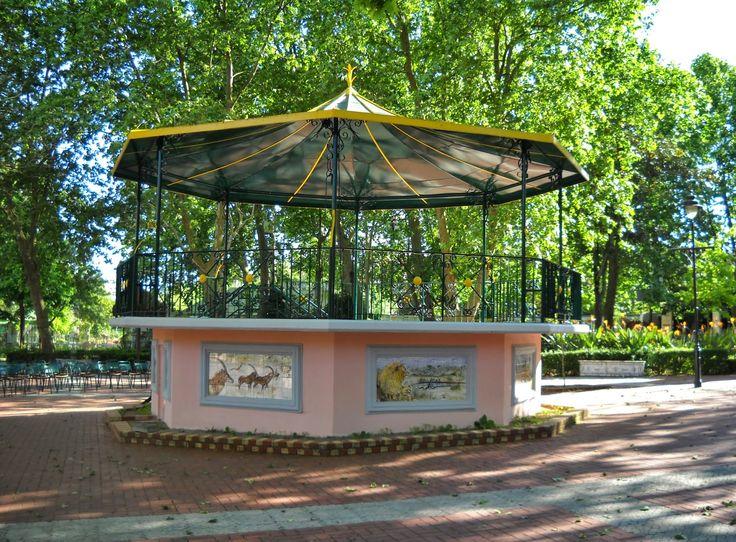 Coreto do Jardim Zoológico, Lisboa