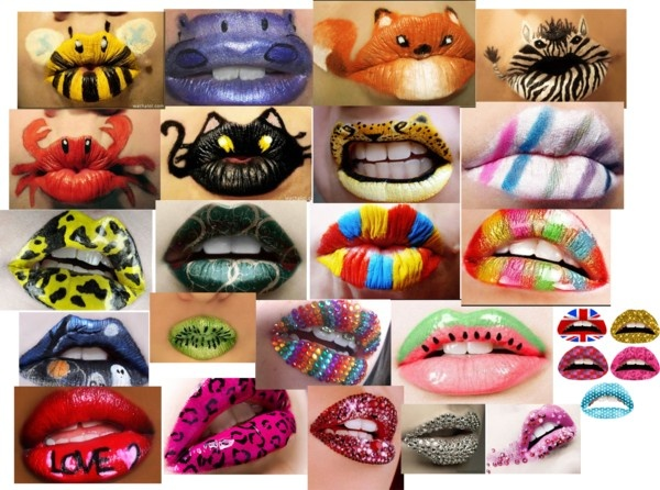 25+ best ideas about Crazy lipstick on Pinterest | Awesome makeup ...