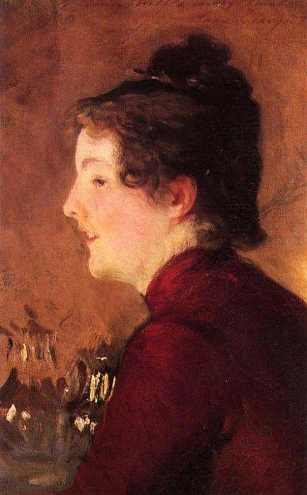 Портрет Вайолет, 1889. Джон Сингер Сарджент