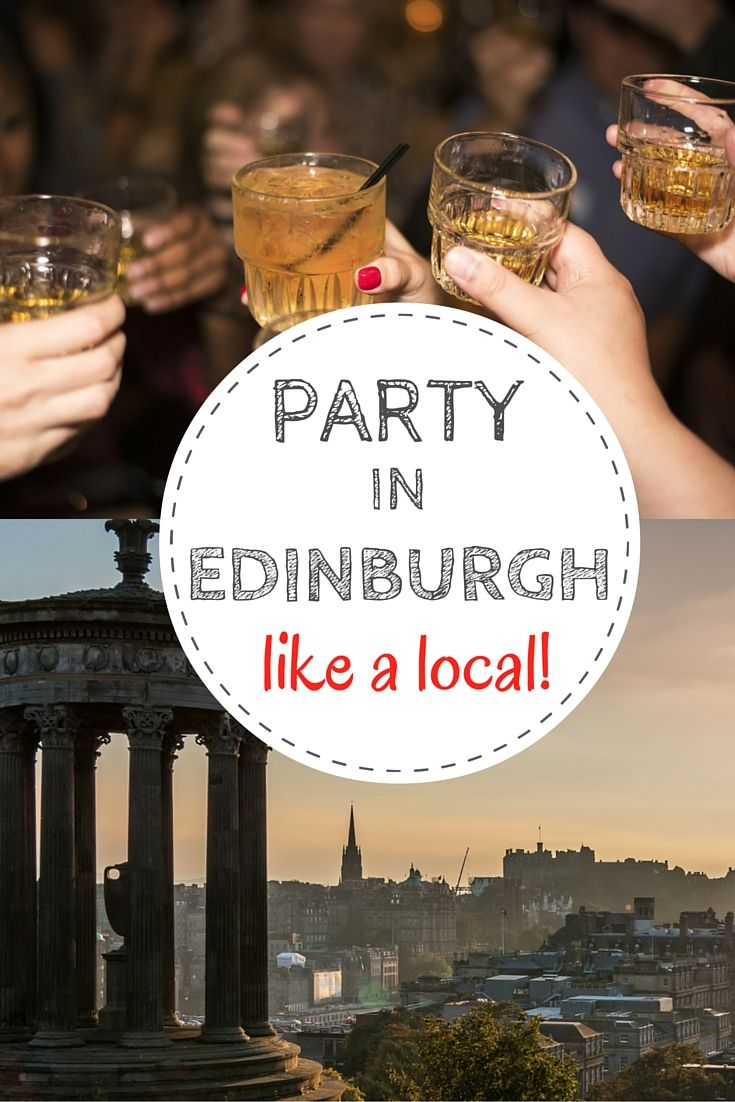 Scotland - the land of whisky! This is an experienced local's guide to pubs in Edinburgh for tourists, on all budgets, and locals alike.