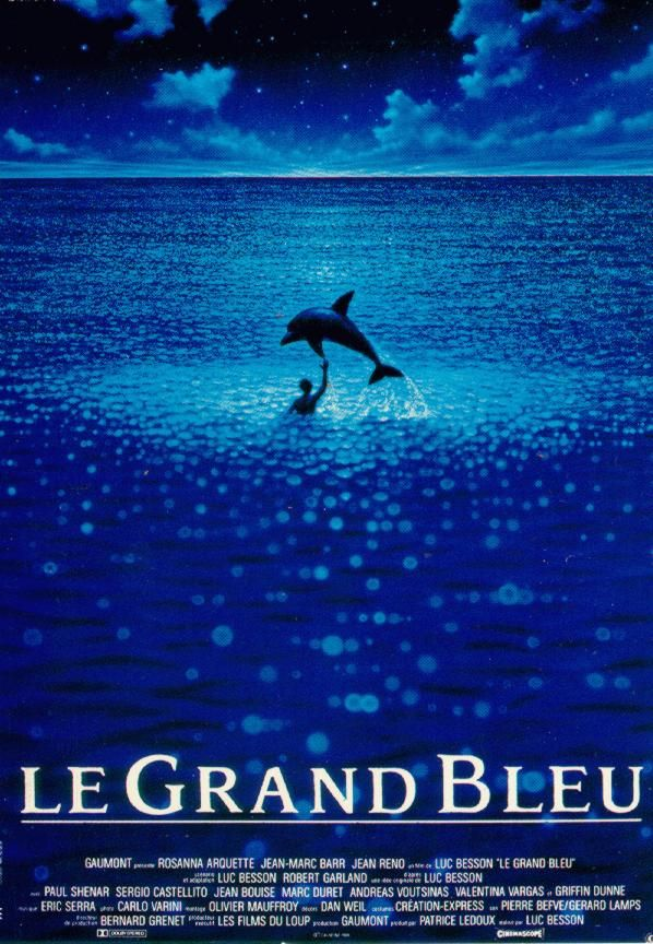 an analysis of plot and characters of luc bessons movie the big blue Read the empire review of the big blue  luc besson, he of the cinema du  then, it has become a cult champion, lost to the exigencies of plot what, mr besson, .