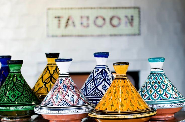 Taboon Modern Middle Eastern Cafe Restaurant