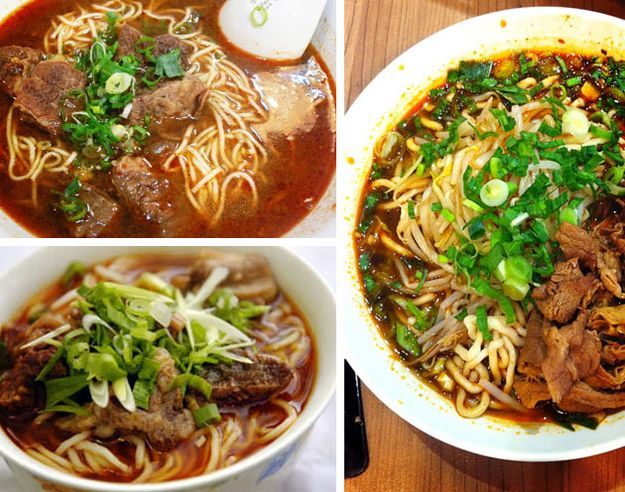 Beef Noodle Soup is Taipei's official religion. | 28 Reasons To Love Taipei