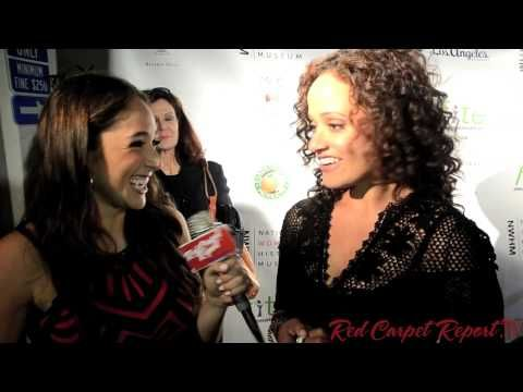 Judy Reyes  at the National Women's History Museum #WomenMakingHistory2 ...