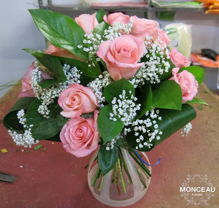 Uno de los ramos más bonitos de Monceau Fleurs para las madres...