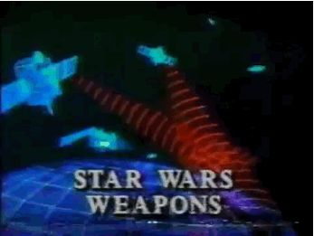 gifsofthe80s:  Star Wars Weapons ABC News Graphic - 1986