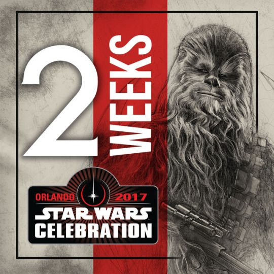 Chewbacca wants to see you at Star Wars Celebration Orlando… and it's not wise to upset a Wookiee.
