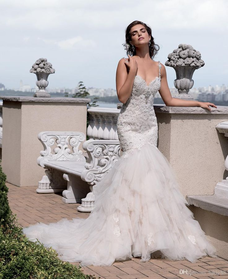 1309 besten hjklp88 Wedding Dresses Bilder auf Pinterest ...