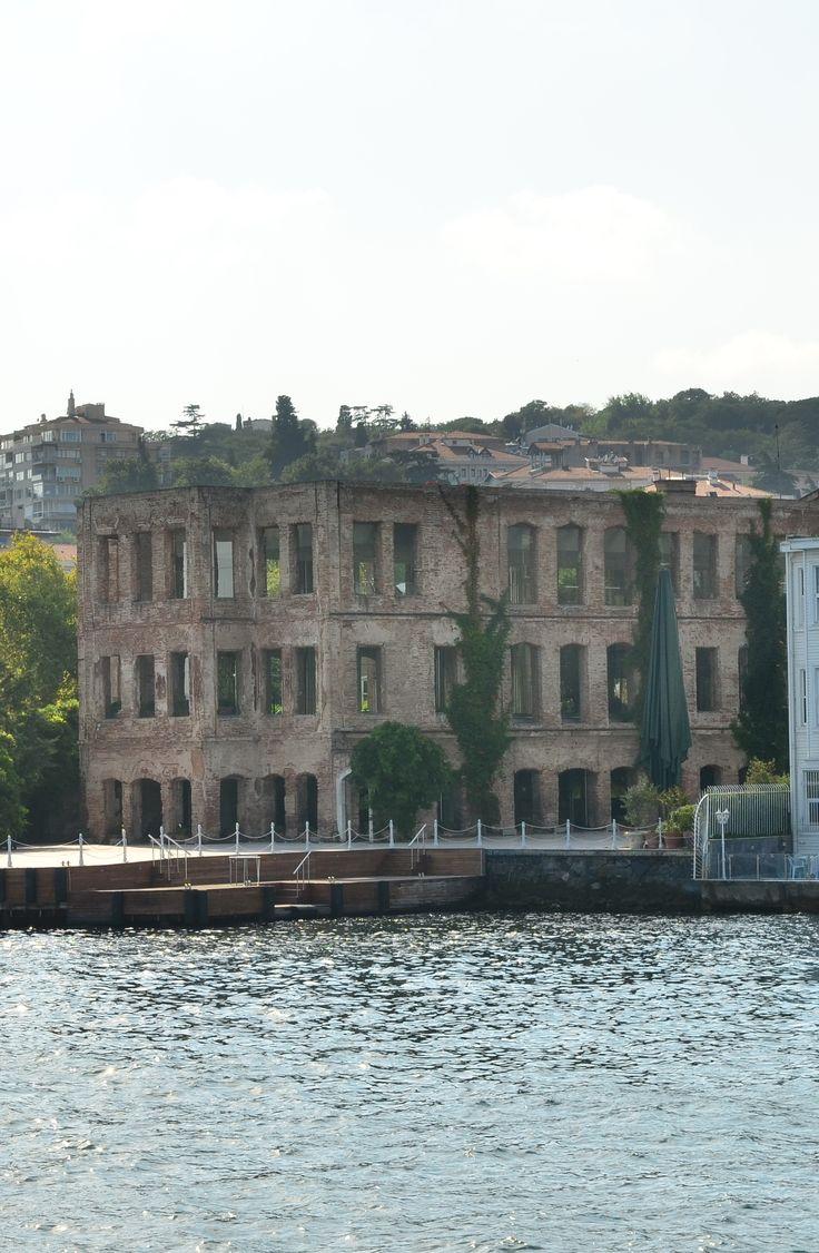 Abandoned in Istanbul, Turkey. Photo: Doug Johnson
