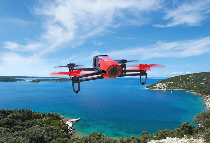 Parrot Bebop Quadcopter Drone – This fantastic gadget from Parrot will give you hours of flight and 1080P stabilized video and pics – Gadget Geek Online