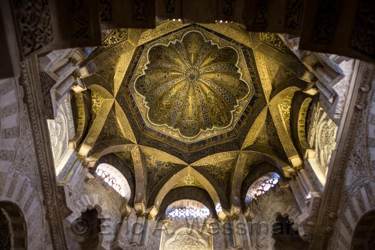Mezquita Interior 6 Ceiling