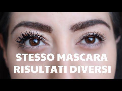 Ma che mascara usi?? Il mio ''segreto'' per ciglia lunghissime :) - YouTube