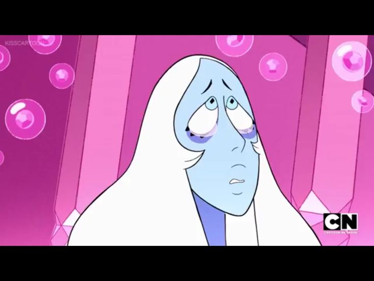 I havent watched these episodes yet because its wrong but i feel so sorry for blue diamond T^T