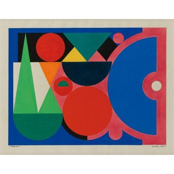 17 images about auguste herbin on pinterest colorful for Auguste herbin