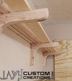 $5 Lumber Rack
