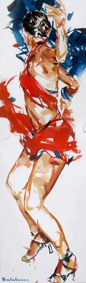 Dorus Brekelmans, 1972 ~ Figurative Palette Knife painter | Tutt'Art@ | Pittura * Scultura * Poesia * Musica |