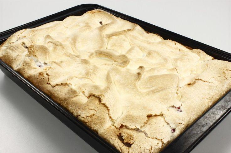 Hindbær-drømmekage ... klik på billedet for at komme tilbage