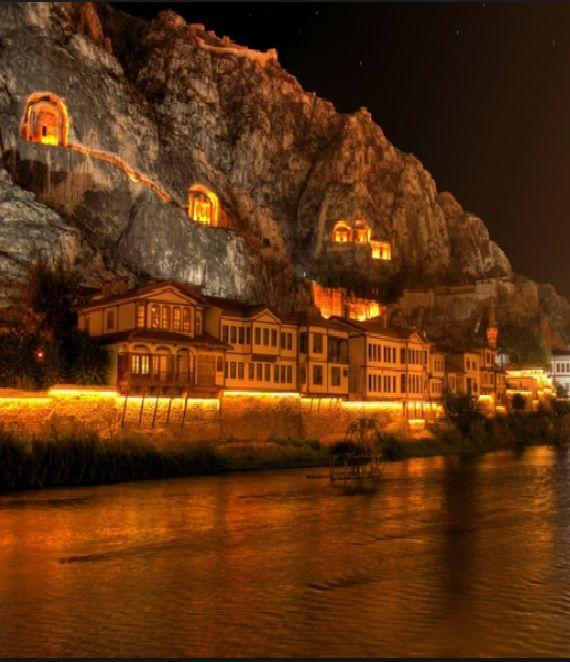 Amasya Turkey.