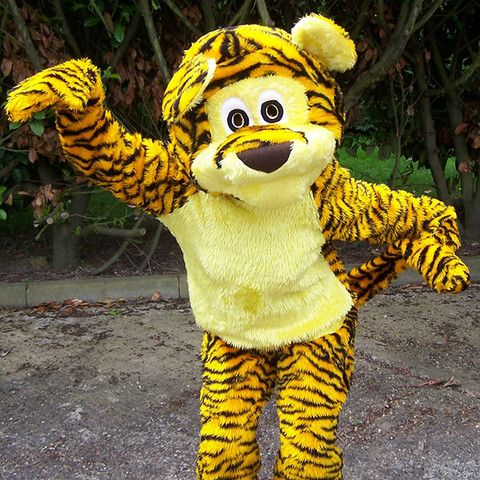 big tigger tiger costume – Mad World Fancy Dress