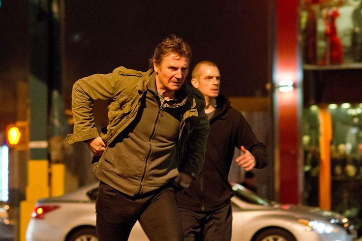 Run All Night ---Joel Kinnaman, Liam Neeson