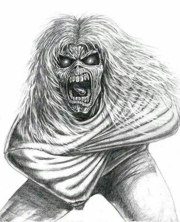 Eddie-Iron Maiden......................