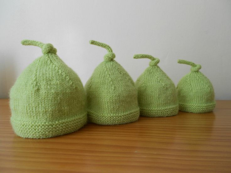 Bonnet pour prémas en 4 tailles