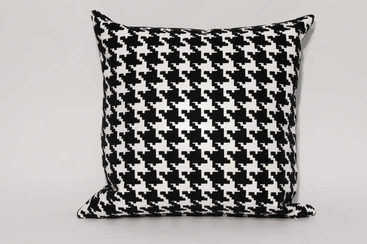 """Saville Row Throw Pillow Custom made throw pillow with our """"Saville Row"""" fabric seen in a variety of colour tones. 18'x18' $49.95 each Other sizes and styles available. Made in Canada"""