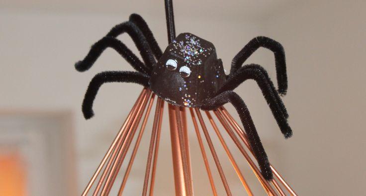 DIY Halloween Spinne Spider