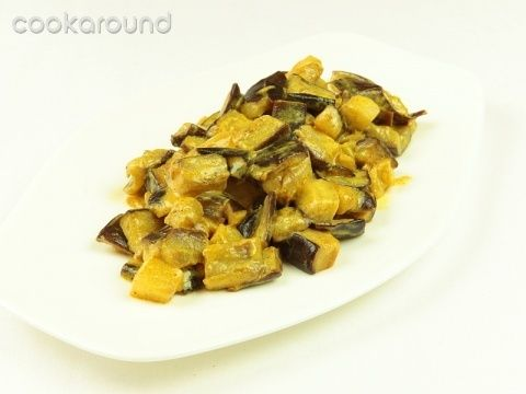 Curry di melanzane: Ricette Sri Lanka   Cookaround