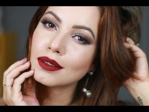 Tutorial de Maquiagem da Kéfera por Juliana Goes - YouTube