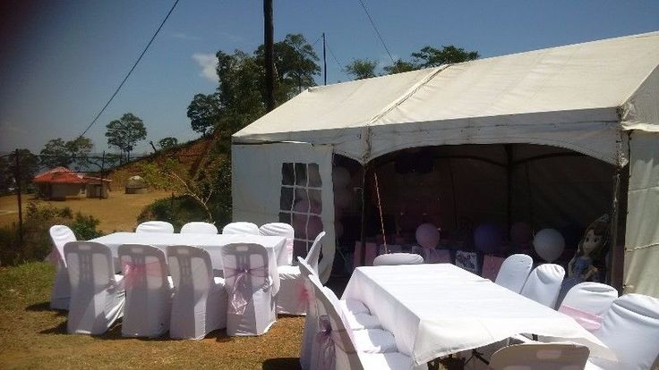 EXQUISITE MARQUEE HIRE WE PROVIDE ALL HIRING SERVICES AT LOW INEXPENSIVE RATES WE HAVE FRAME STRUCTURE MARQUEES , TABLES , CHAIRS , DRAPING , CHAIR COVERS , DECOR , CUTLERY AND CROCKERY ., FUNCTION SETUPS , BABY SHOWERS , 21STS , BIRTHDAY PARTIES , ADULTS AND KIDS .... ETC CALL US NOW FOR A FREE QUOTE GARY 08273804710314013490 WE WILL MATCH OR BEAT ANY WRITTEN QUOTE