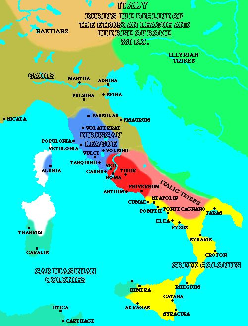 The Best Carthage Map Ideas On Pinterest - Map of ancient rome po river